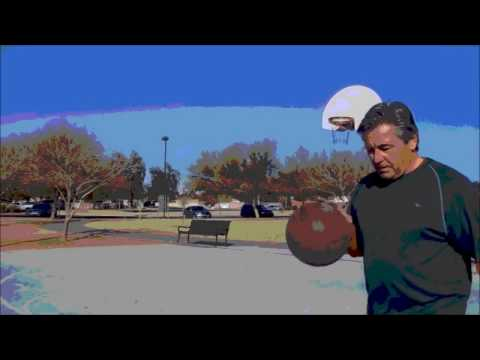 Sweet Sound of the Basketball Steel Net Swish ! ~ Splash ~