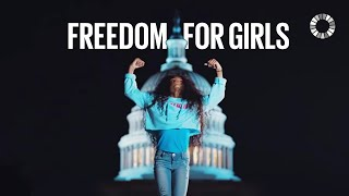freedom international day of the girl