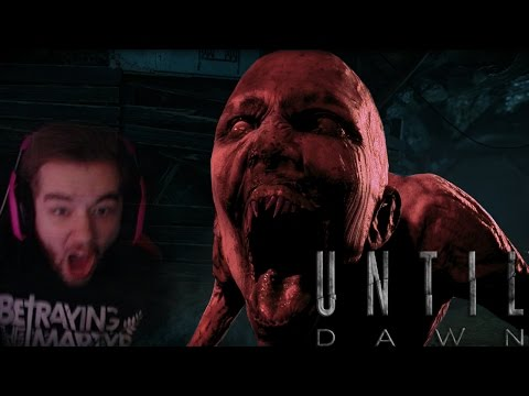 WTF IS THAT THING!? (Until Dawn Part 9)
