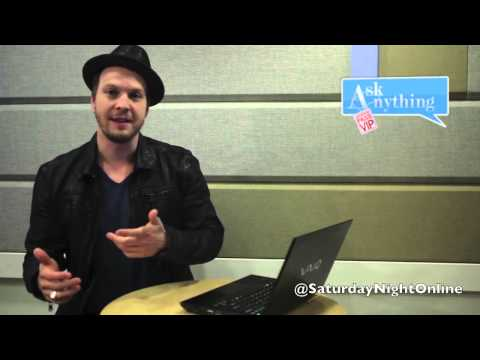 Gavin DeGraw Returns to Ask Anything Live to Answer More Fan Questions ​​​ - AskAnythingChat