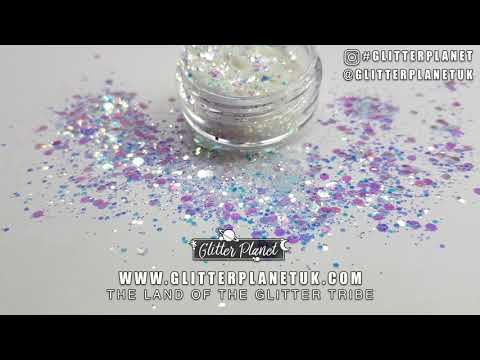 Glitter Planet - The Land of the Glitter Tribe