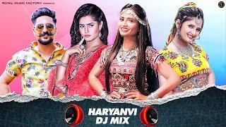 Haryanvi DJ Mix   Ruchika Jangid, Anjali Raghav, Kay D, Pragati   New Haryanvi Songs Haryanavi 2021