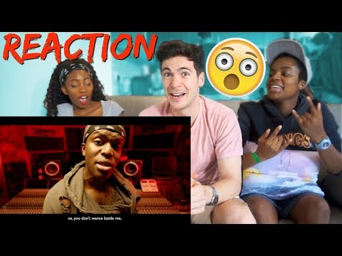 KSI ft Ricegum - Earthquake  *REACTION*