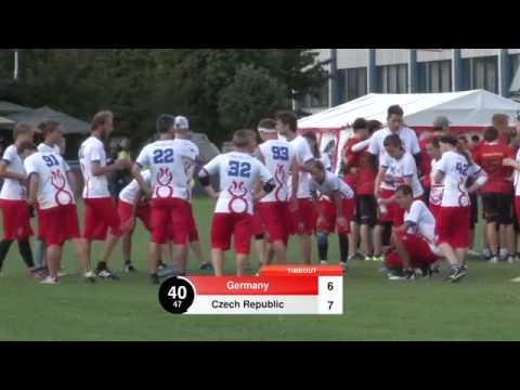 2015 EUC - Germany vs Czech Republic - Mixed (Pool Play)