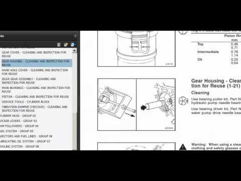 Cummins M11 Series Workshop Service Repair Manual download - YouTube