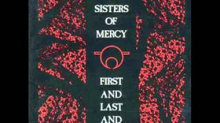 The Sisters Of Mercy-No Time To Cry