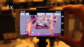 Repeat youtube video Project Tango - real-time 3D reconstruction on mobile phone