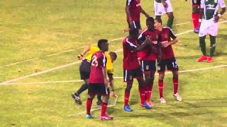 Alpha United FC - Portland Timbers / CONCACAF Champions League 2014-2015