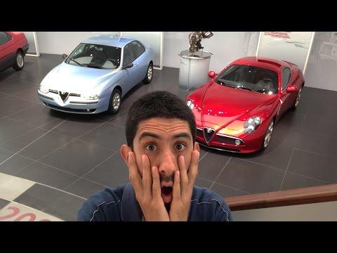 Nuovo Museo Alfa Romeo | L'abbiamo visitato in anteprima per voi!