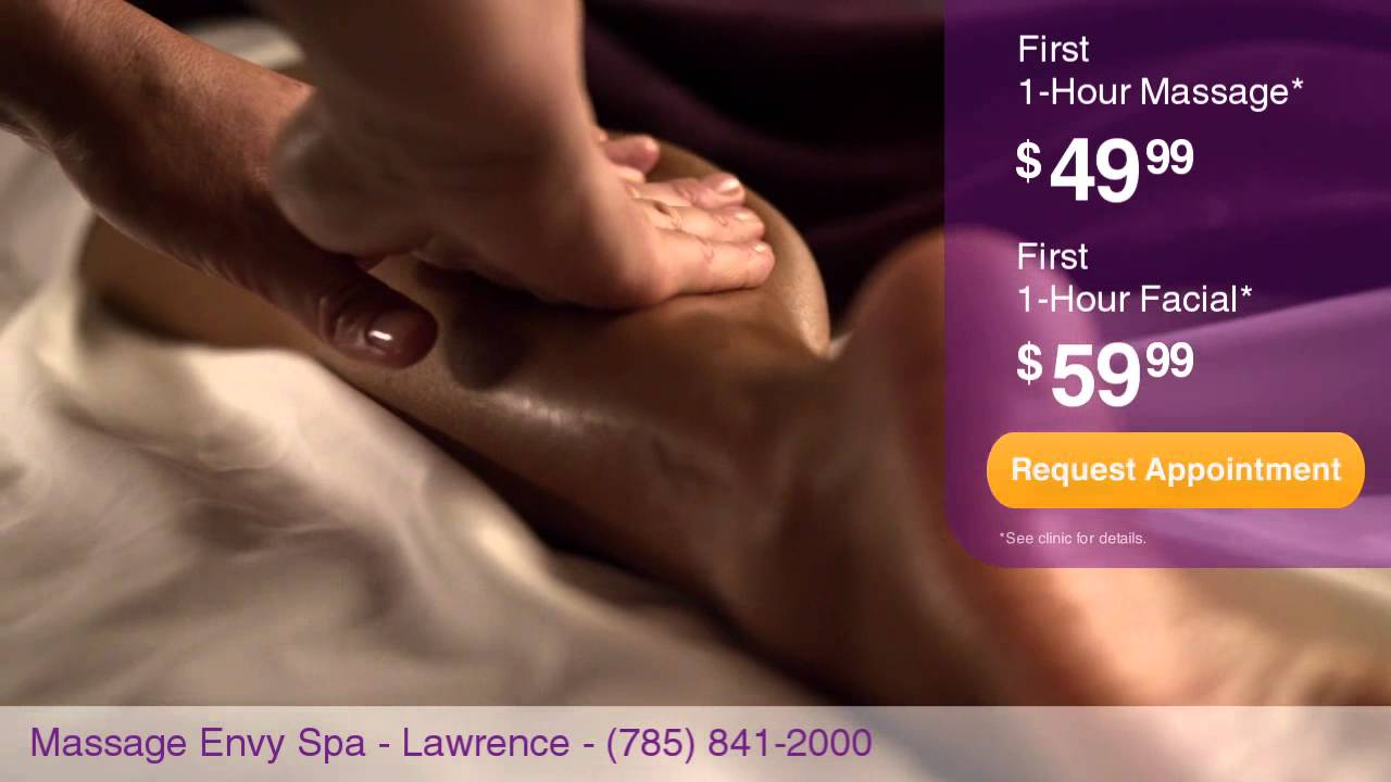 Massage Envy Spa - Lawrence National Branding - YouTube