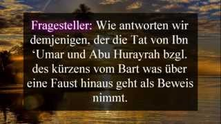 Bart kürzen ? || Shaykh Ibn 'Uthaymeen
