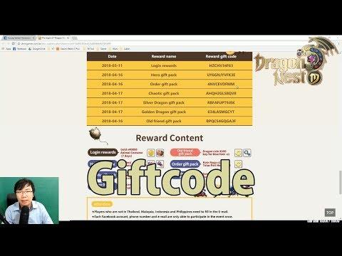 Dragon Nest Mobile Sea - Cara MUDAH Invite 15 Giftcode Tips (indonesia)