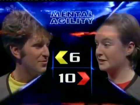 Krypton Factor 1995 Group B Heat 1