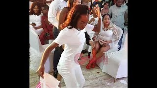Mercy Aigbe's Daughter Dance