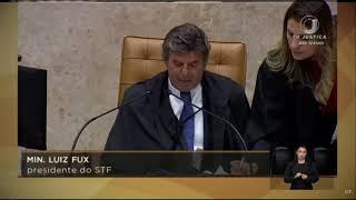 Fux rebate fala de advogado que citou Bíblia contra ministros