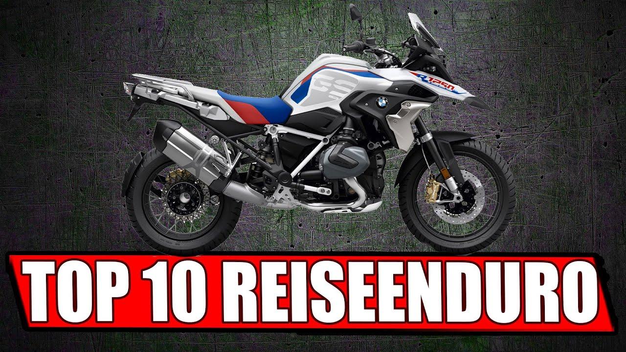 TOP 10 REISEENDUROS MOTORRÄDER 2021