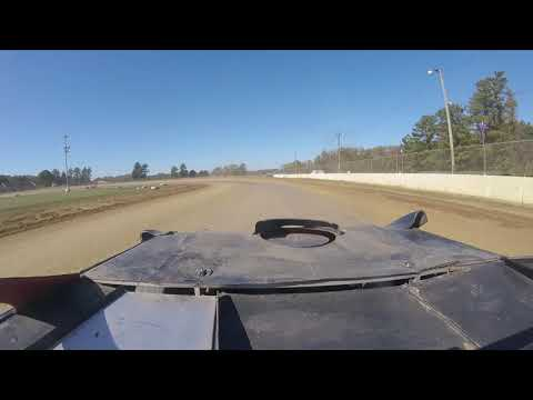 Kenny Wallace Dirt Driving Experience 10-19-19 Brownstown Speedway