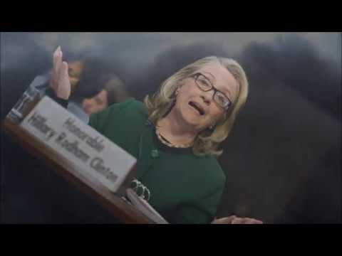 Does it Matter: Song for Hillary Clinton regarding Benghazi Incident