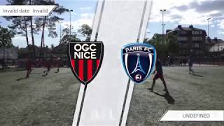 Afl irpin / ligue1 / 4 тур / nice - paris / Обзор