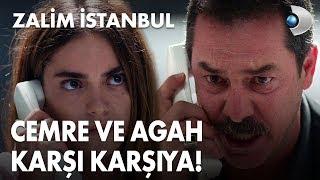 Cemre ve Agah karşı karşıya! - Zalim İstanbul 11. Bölüm
