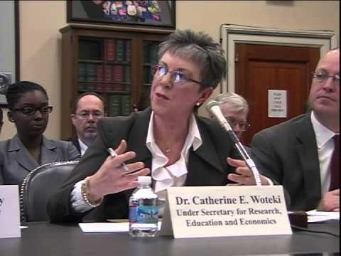 Hearing: USDA Research, Education, and Economics FY 2015 Budget (EventID=101931)