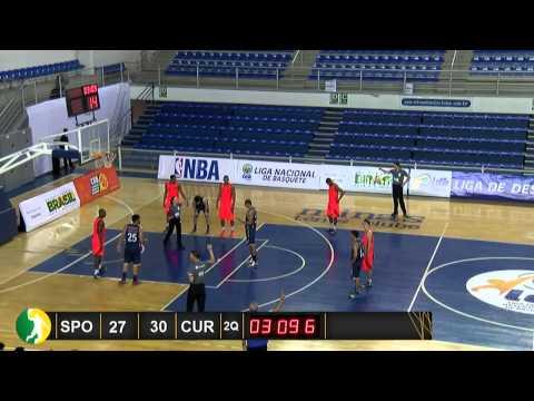 #LDBnaWeb Sport Recife x Basquete Curitiba