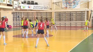 видео Волейбол в Волгограде | Командные виды спорта