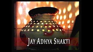 JAY ADHYA SHAKTI |MAA DURGA ARTI BY- ALABHYA|CELEBRATION OF NAVRATRI