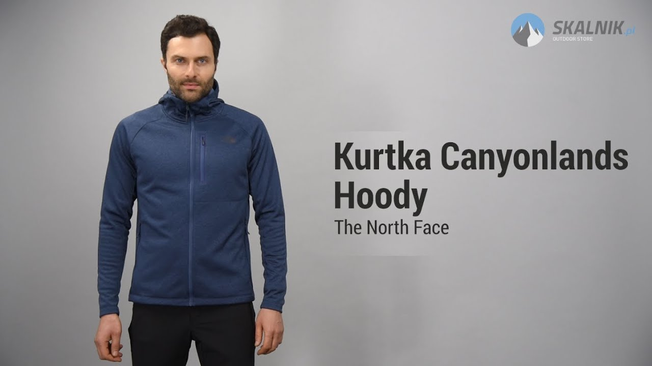 The North Face Canyonlands Hoodie Men/'s Full Zip Hoodie