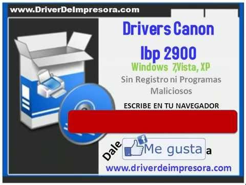 Скачать драйверу для принтера canon lbp 2900 для windows 8 64 бит