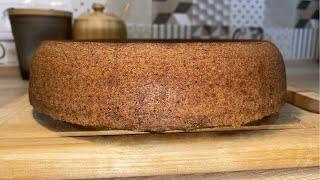 Нашла САМЫЙ идеальный рецепт Шоколадного бисквита для торта Шоколадный бисквит в мультиварке