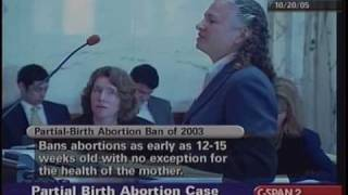 Planned Parenthood v. Gonzales 9th Circuit Court of Appeals 2005