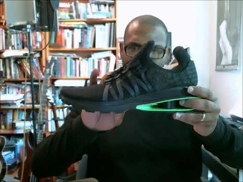 Nike Shox Gravity Luxe  Black Green Strike   9e2749eaa