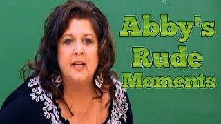 Dance Moms: Abby Lee Miller's RUDE Moments PART 3