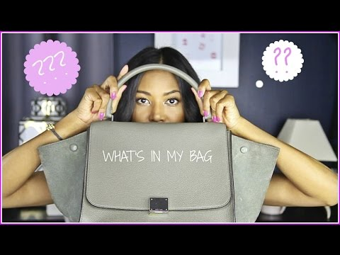 what's-in-my-bag?- -ameriie
