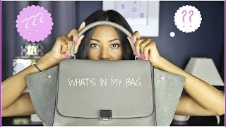 WHAT'S IN MY BAG? | AMERIIE Thumbnail