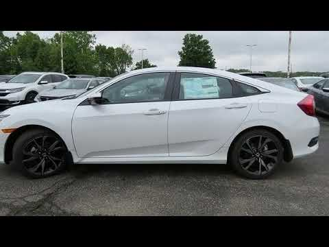 2019 Honda Civic Sport in Fairfield, OH 45014