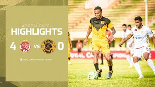 HIGHLIGHTS   Wydad AC 4-0 Kaizer Chiefs   MD 1   #TotalCAFCL