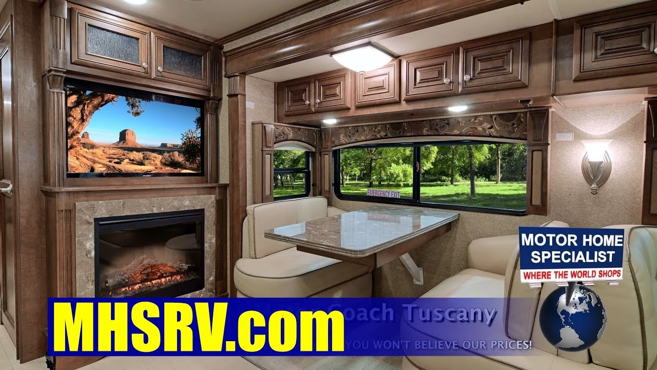 2013 thor tuscany 42rq by thor motor coach motor home for Motor home specialist reviews