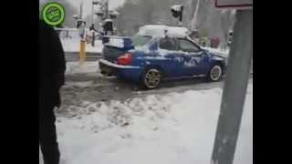 Subaru wyciągneło Man-a z Tarapatów