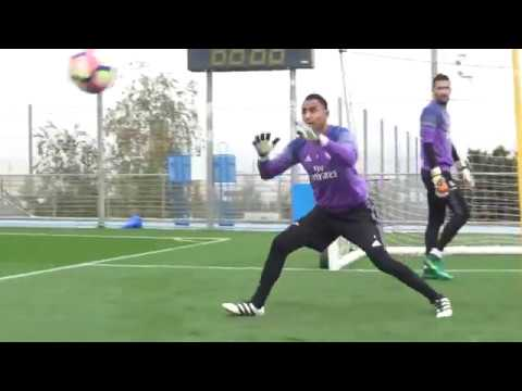 Get Up Close And Experience How Our Goalkeepers Train At RMCity