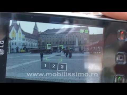 LG KC910 Renoir II. - recenzie video Mobilissimo.ro