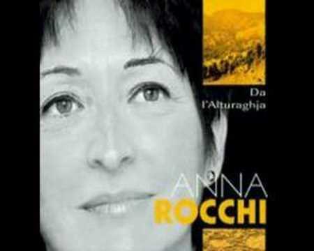 ANNA ROCCHI / U ZITELLU EA LUNA / CORSICA / RUSIU