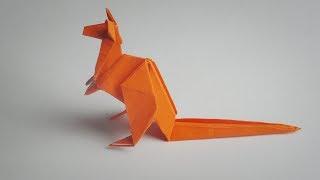 Origami Kangaroo Tutorial