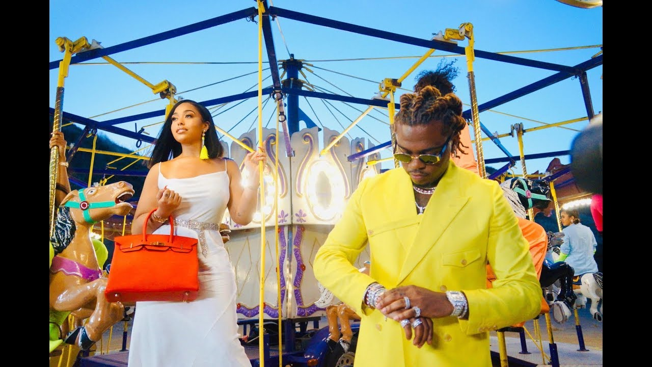 Gunna - Baby Birkin (Starring Jordyn Woods) [Official Video]