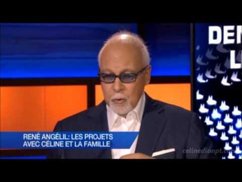Entrevue Rene Angelil - Denis Levesque - TVA (08-10-2012)