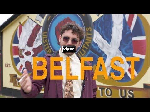 Belfast in July