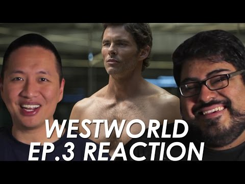 Westworld Episode 3 Reaction and Review 'The Stray'