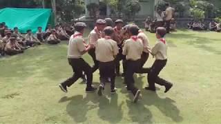 Yel Yel Song Dance REGU RAJAWALI - PERSAMI SMPN 28 Bintan Tahun 2018