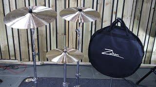 Zultan Impulz Cymbals - Drummer's Review